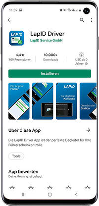 Driver-App-Play-Store