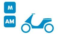 Führerscheinklasse AM M