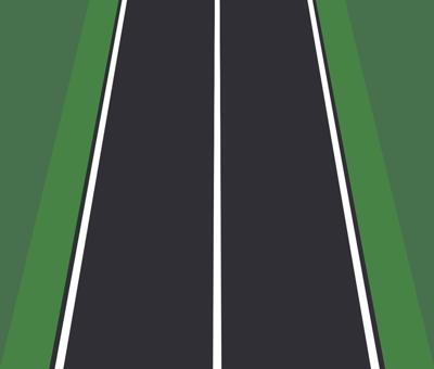 Fahrbahnbegrenzung_Zeichen295_durchgezogen