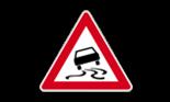 Schleudergefahr_Zeichen Nr. 114