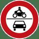 Verbot für Kraftfahrzeuge_Zeichen Nr. 260
