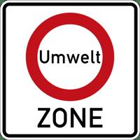 Zeichen 207.1 Umweltzone