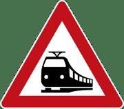 Vekehrszeichen-151_Unbeschränkter Bahnübergang