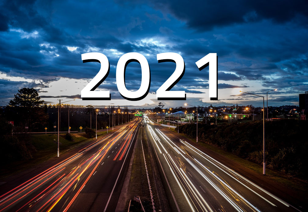 Änderungen im Straßenverkehr 2021
