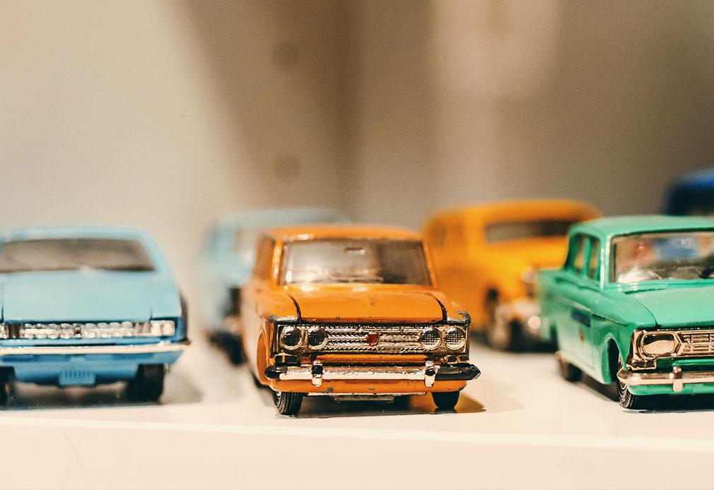 diverse Spielzeugautos_Auto-Abo als Ergänzung für den Fuhrpark?