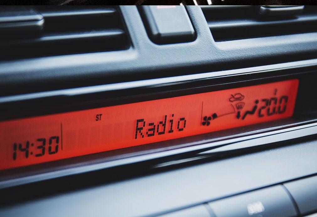 Rundfunkbeitrag Dienstwagen Radio