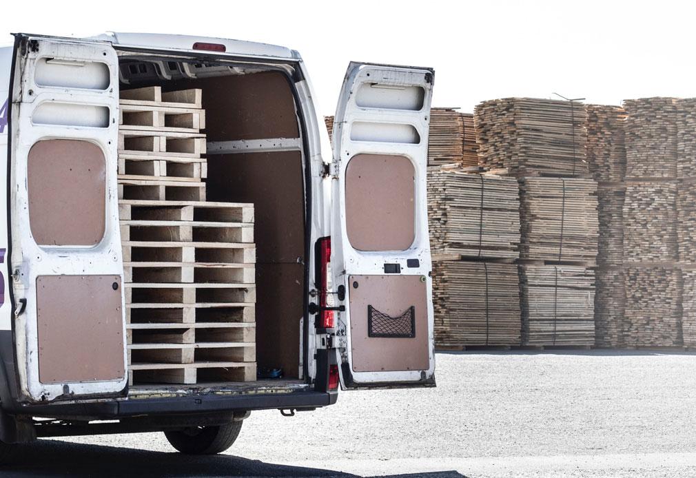 Fahrerunterunterweisung bei Fahrzeugen über 3,5 Tonnen (Transporter)