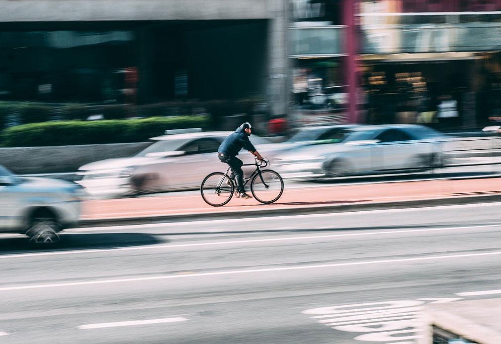 Regelungen Fahrrad im Straßenverkehr und Fuhrpark