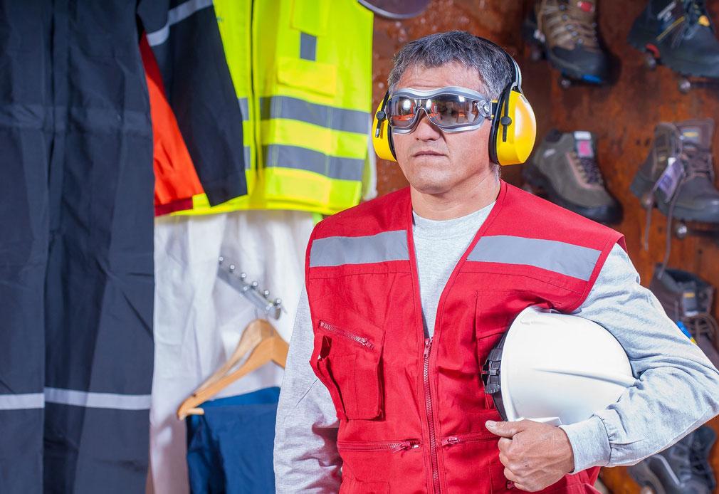 Arbeitsschutz-Sicherheitsgerechtes Verhalten
