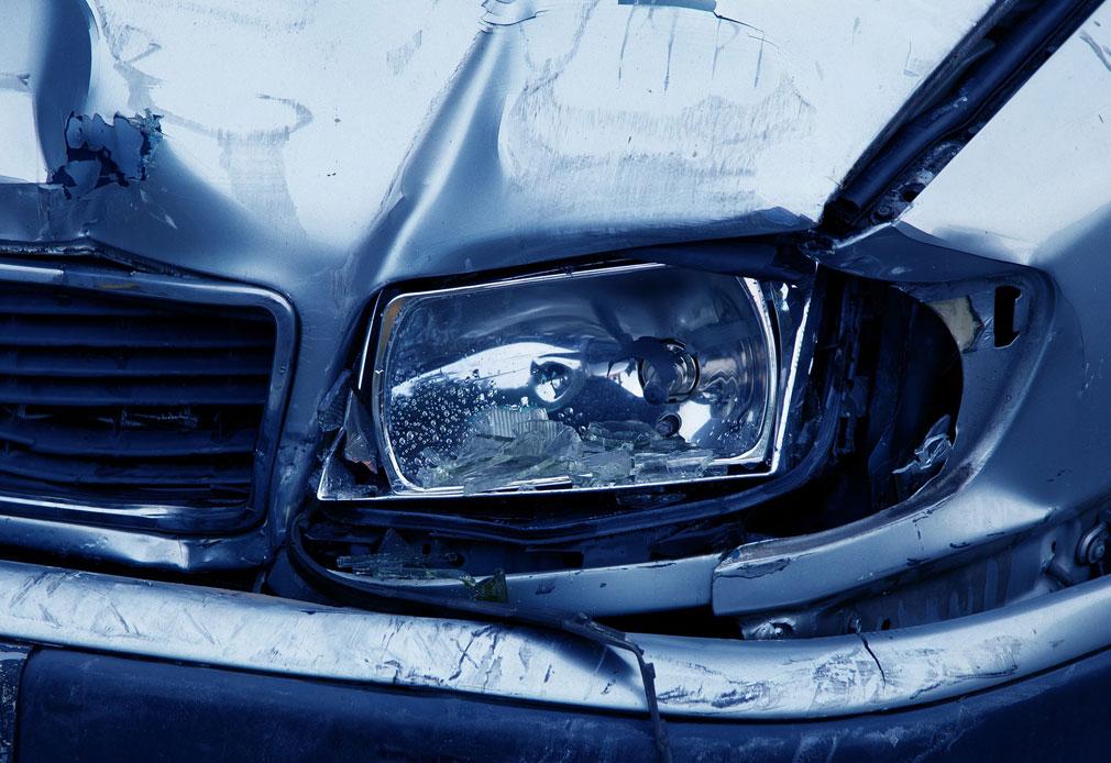 Unfall Firmenwagen durch Dritte
